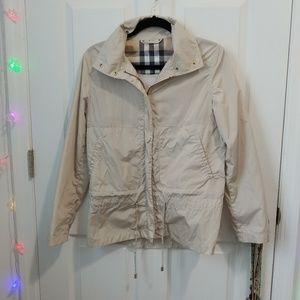 Burberry windbreaker jacket